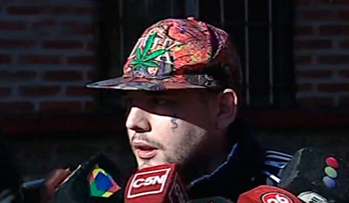 La defensa de Christian de Lugano al Pity Álvarez: Se droga pero es buen pibe