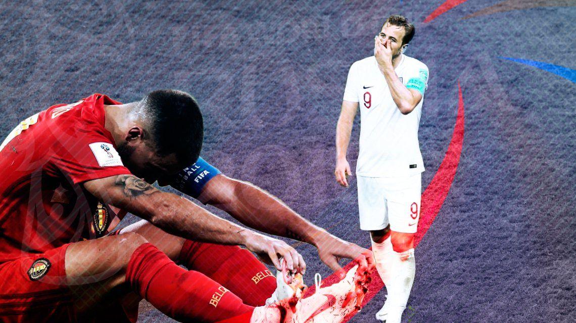 Bélgica vs. Inglaterra por el tercer puesto del Mundial: horario, formaciones y TV