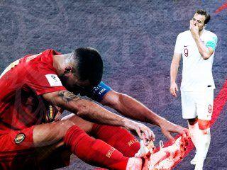 belgica vs. inglaterra por el tercer puesto del mundial: horario, formaciones y tv