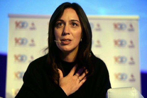 María Eugenia Vidal<br>