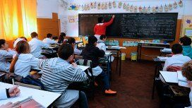 No descontarán los días de paro a los docentes de Provincia