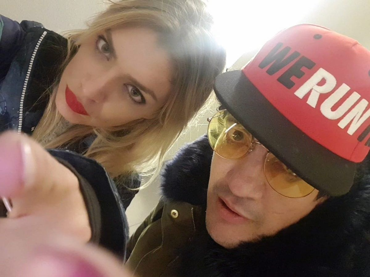 Érica Boveri y Pity Álvarez