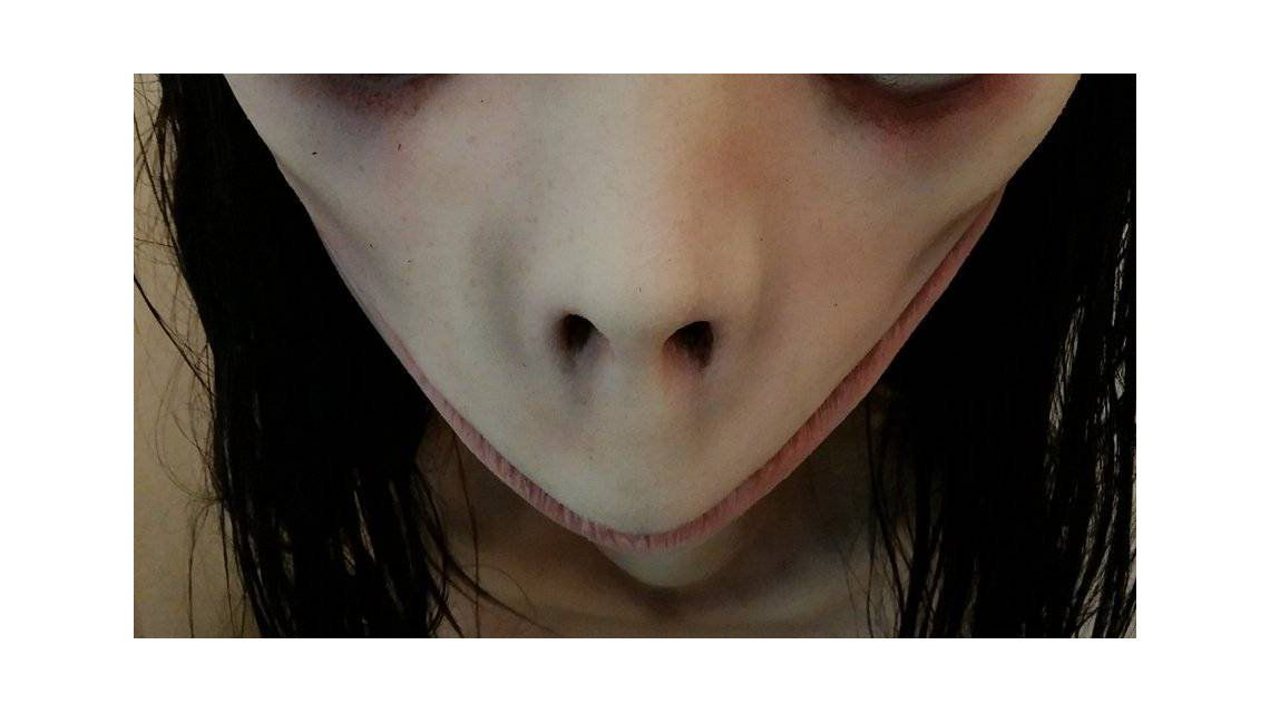 La verdadera escultura de Momo está en Japón