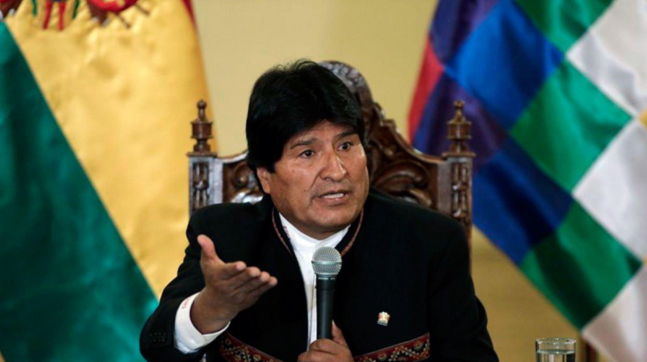 Evo Morales pidió condenar con todo el peso de la ley al hombre que violó y mutiló a una nena con síndome de Down