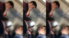 Al infinito y más allá: le pidió casamiento a su novio en un vuelo a Salta