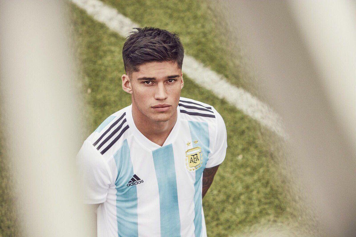 Joaquín Correa en la Selección - Crédito:@tucu_correa