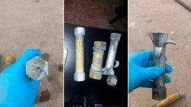 Explotaron dos bombas en comisarías de la Provincia