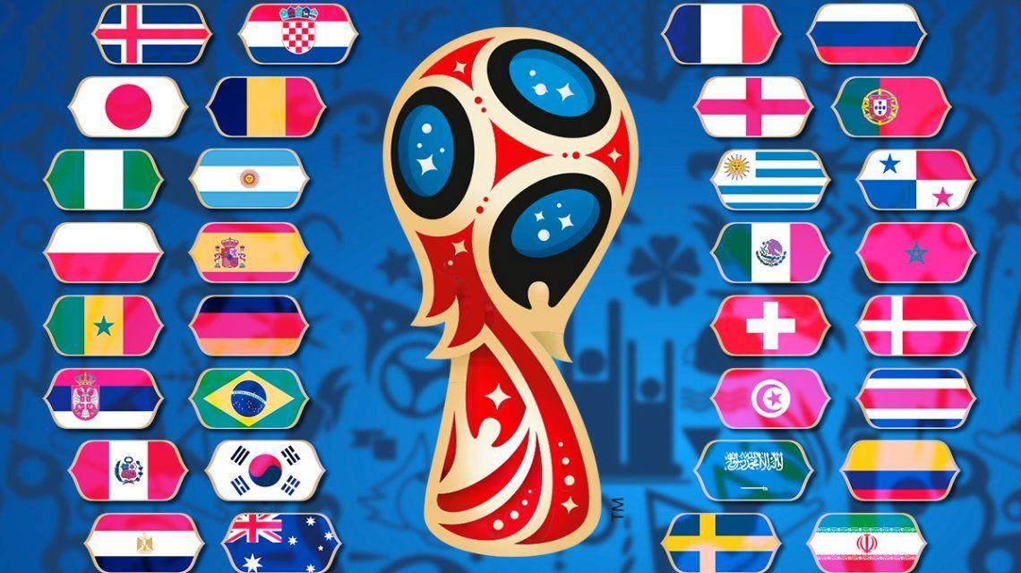 Rusia 2018: así quedaron las posiciones finales del Mundial