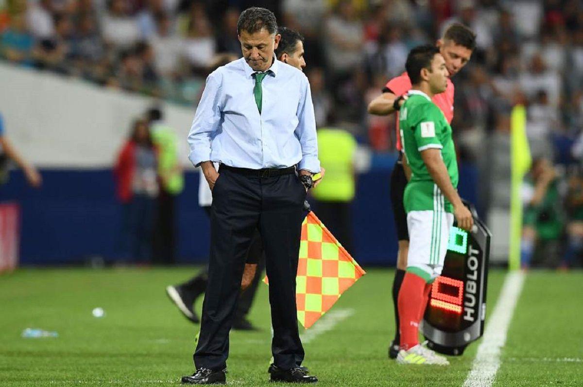 Escándalo en México: el técnico de la Selección llevó a su esposa y a su amante al Mundial de Rusia