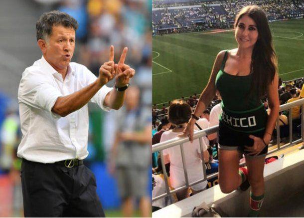<p>Juan Carlos Osorio y Mariana Zacarías</p>
