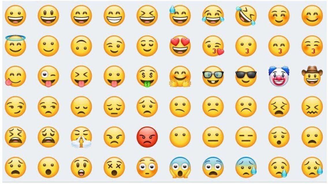 Emoji Del Calendario.A Festejar Por Que Hoy Es El Dia Mundial Del Emoji Internet