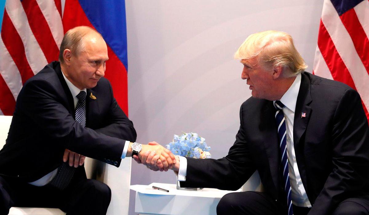 Comercio, misiles y China, los temas de la cumbre Trump-Putin en Finlandia