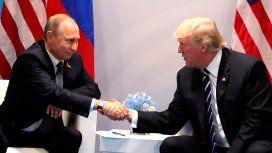 Antes de llegar a Argentina, Trump canceló su reunión con Putin en el marco del G20