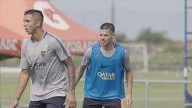 Una mala para Boca: Gago se lesionó en el primer partido de la temporada