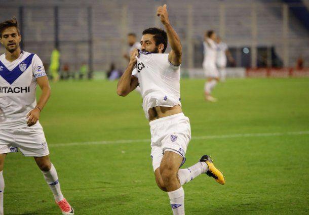 <p>El Monito Vargas, la carta de talento del equipo del Gringo Heinze</p>