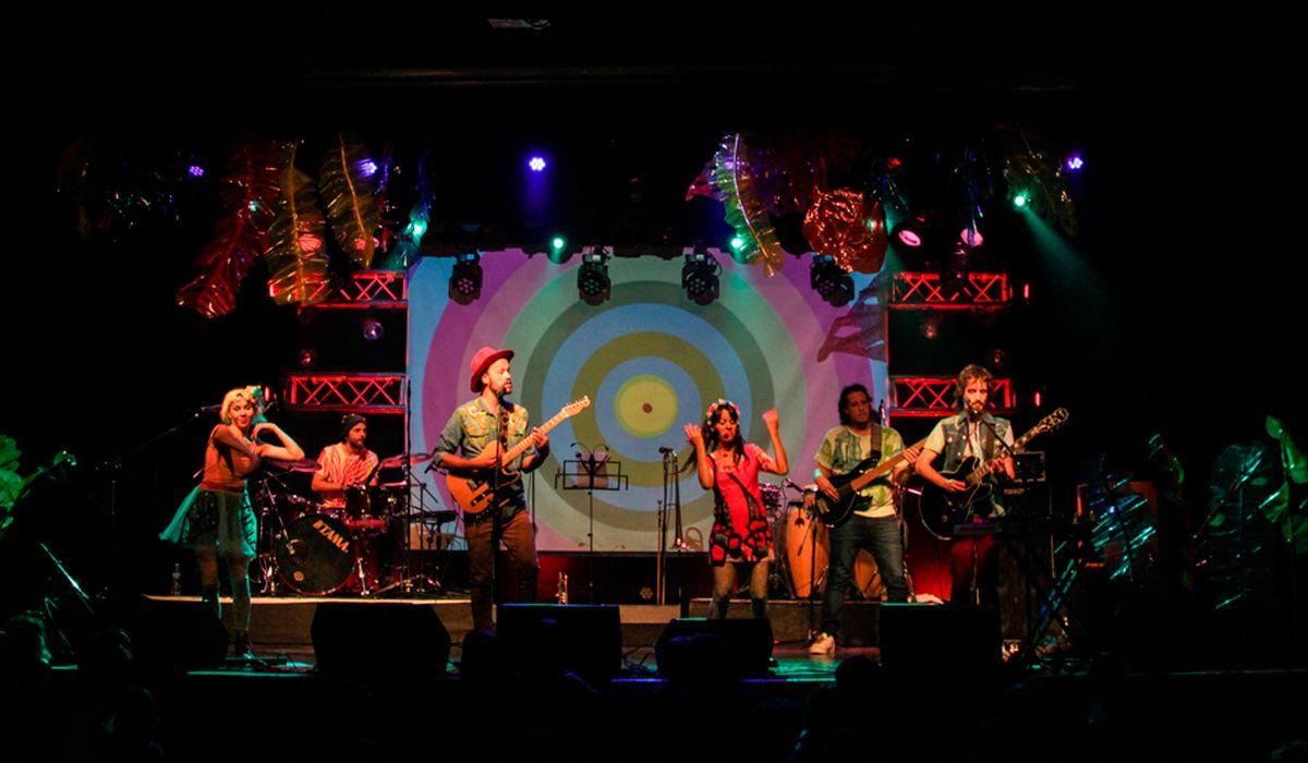 Uno de los recitales que habrá en el festival: Anda Calabaza