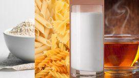 ¿Cuáles son los productos de la canasta básica que más aumentaron en el primer semestre del año?