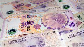 El Banco Central ofreció una tasa de 46