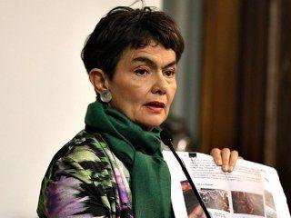 picantes cruces y fuertes declaraciones contra la iglesia en el debate por el aborto en el senado