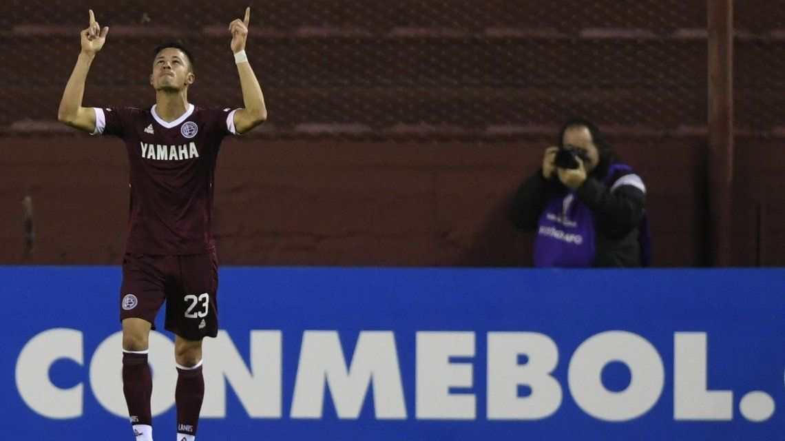 García Guerreño marcó el gol de la victoria
