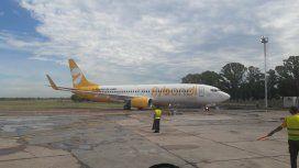 Aterrizajes forzosos, cancelaciones y demoras: así fueron los primeros seis meses de Flybondi