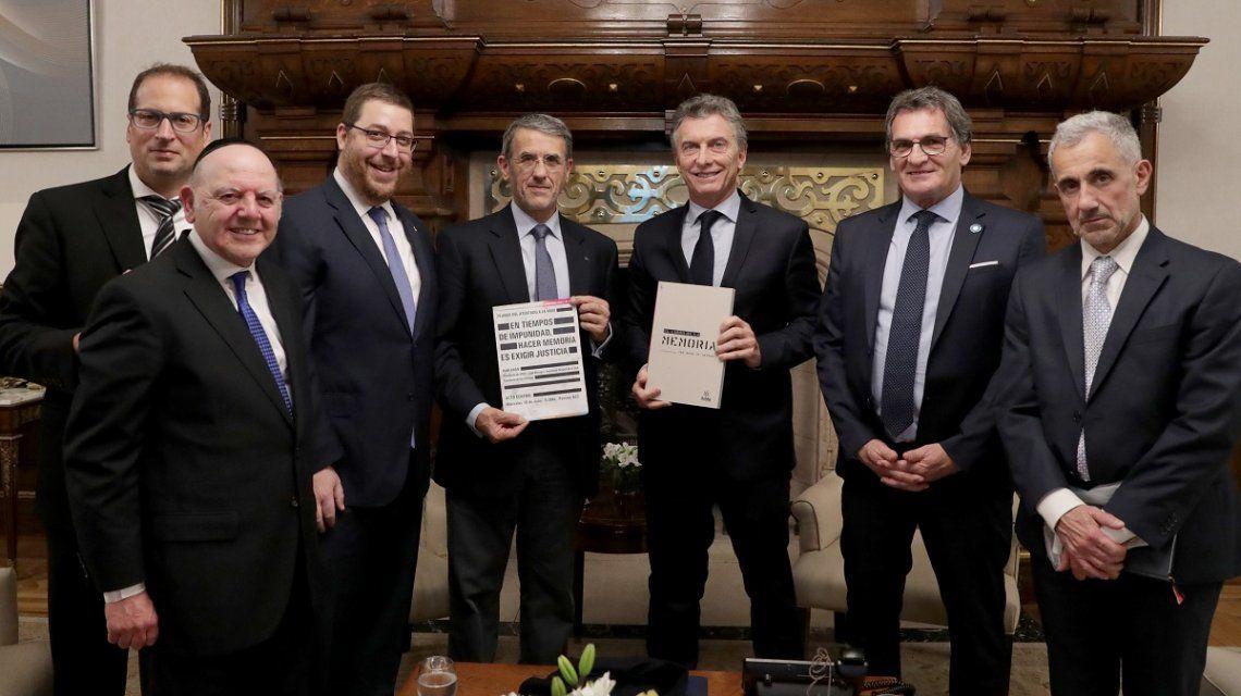Tras su ausencia en el acto, el mensaje de Macri a 24 años del atentado a la AMIA