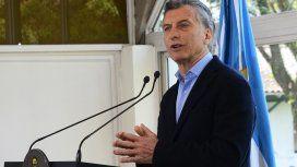 Macri, sobre el Pata Medina: No hay lugar para mafiosos