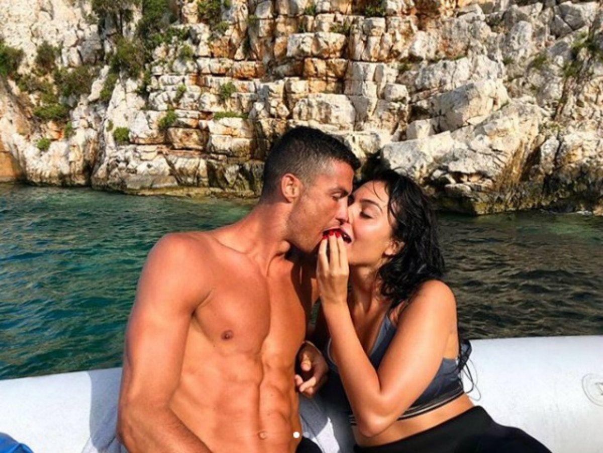 Ronaldo dejó una buena impresión de vacaciones por Grecia antes de arrancar en la Juve