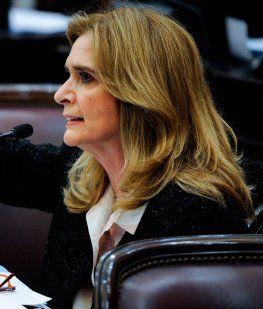 Una madre cruzó a la senadora provida que protagonizó un papelón en el debate por el aborto
