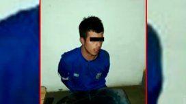 Este es el hombre detenido