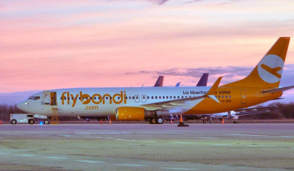 El juez Bonadio se declaró incompetente ante el pedido de suspensión de Flybondi