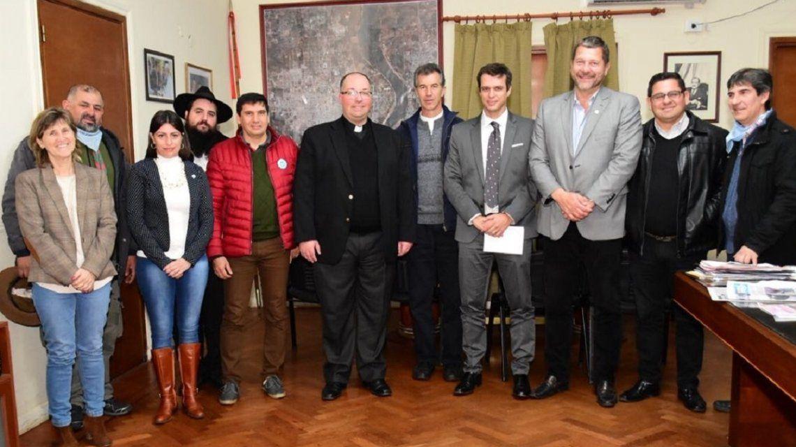 Concordia ratifica el pacto de Padua promoviendo el desarrollo integral de las personas