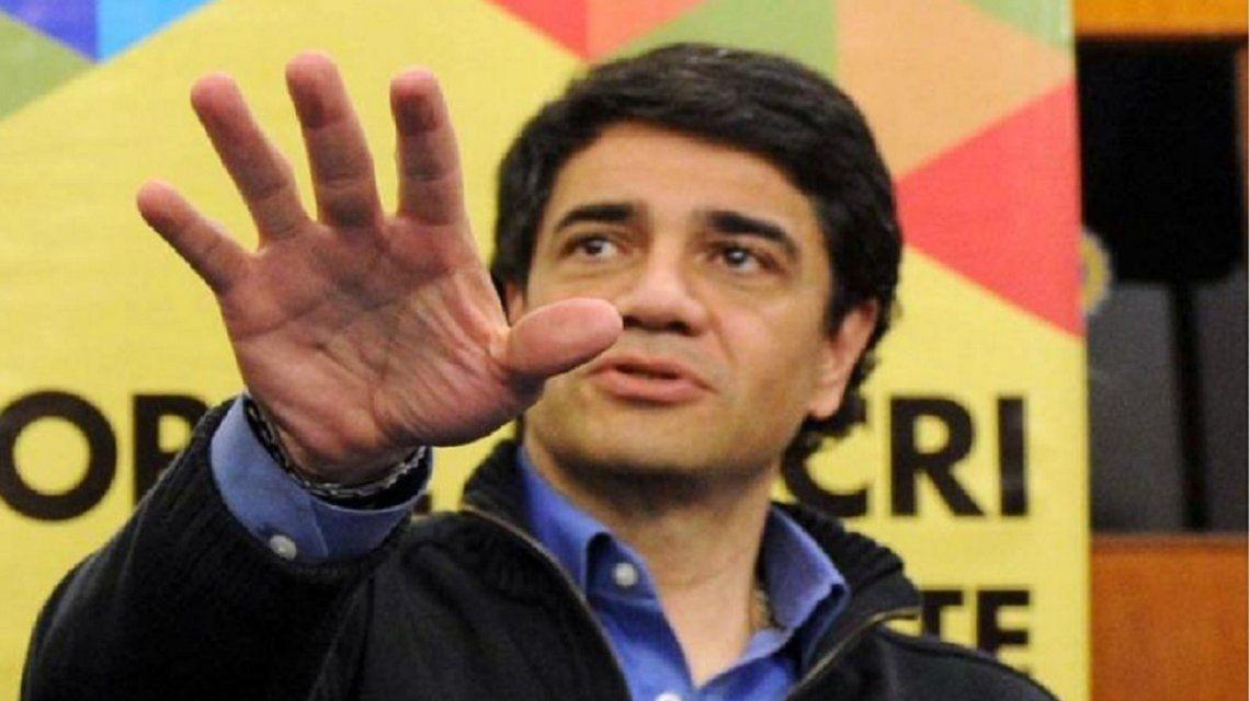 Jorge Macri, sobre los aportes truchos: Hubo gente que puso plata y después se olvidó