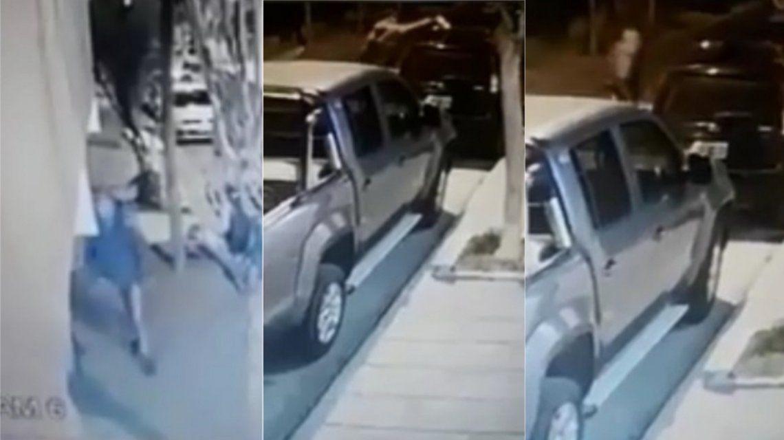 Le cortó los frenos al auto de su ex pareja