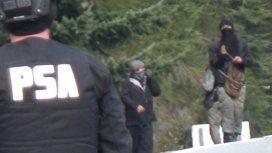 Los incidentes entre la comunidad mapuche y efectivos de la PSA en Villa Mascardi