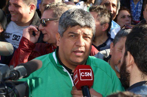 Pablo Moyano en C5N<br>