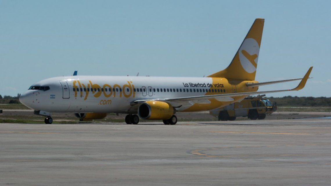 FlyBondi otra vez en el eje de la polémica