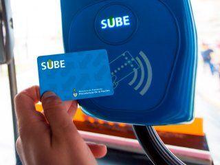 ¿cargaste la sube? aumento el transporte publico