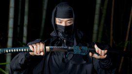 Japón se está quedando sin ninjas