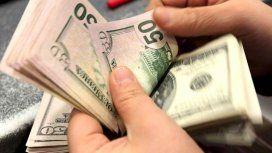 El dólar cerró en $58