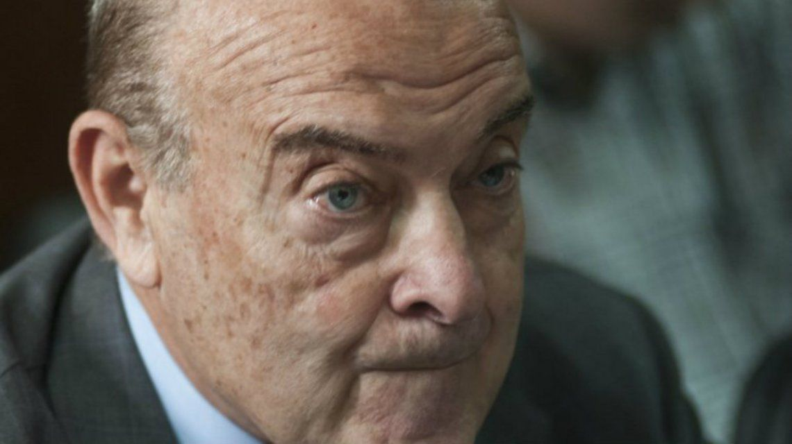 El ex ministro de Economía fue internado hace cuatro días en Córdoba