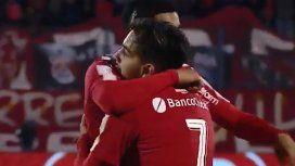 Gol de Martín Benítez en Independiente