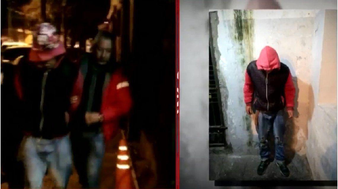Marcos Daniel Tarragona fue detenido por el asesinato deGerturdis Rojas Coca