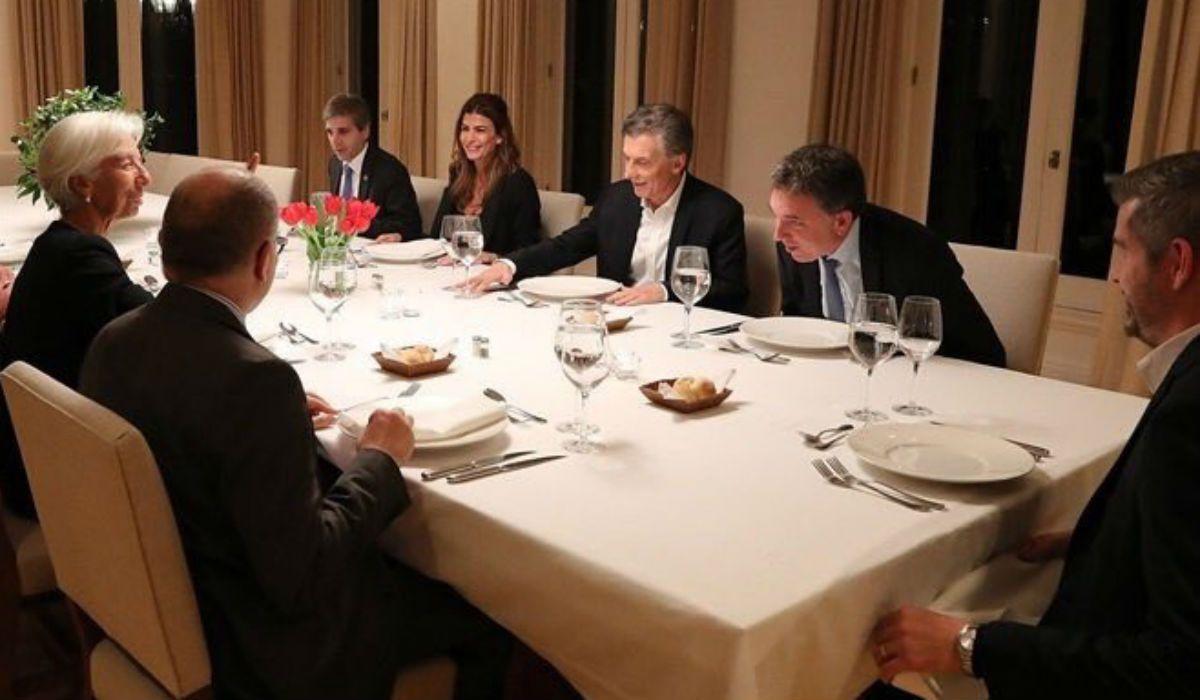 La Justicia rechazó un amparo para anular el acuerdo con el FMI