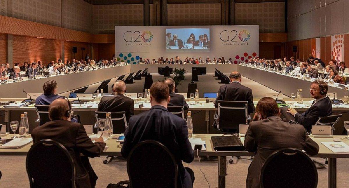 Este fin de semana se desarrolla la cumbre del G20 económico