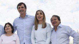 Ocaña, Bullrich, González y Flores, los candidatos de Cambiemos en la Provincia en 2017.