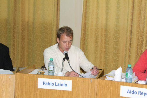 Pablo Laiolo, el concejal que amenaza con pedirle a la UCR que rompa con Cambiemos<br>