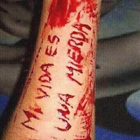 <p>Uno de los tatuajes de Marcos Tarragona. Foto: Facebook</p>