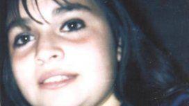 Salomé Valenzuela con 13 años, al momento de desaparecer
