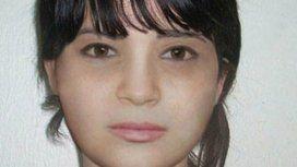 Foto proyectada de Salomé Valenzuela con 16 años